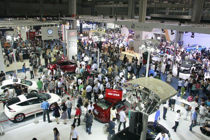 2013年重庆国际车展